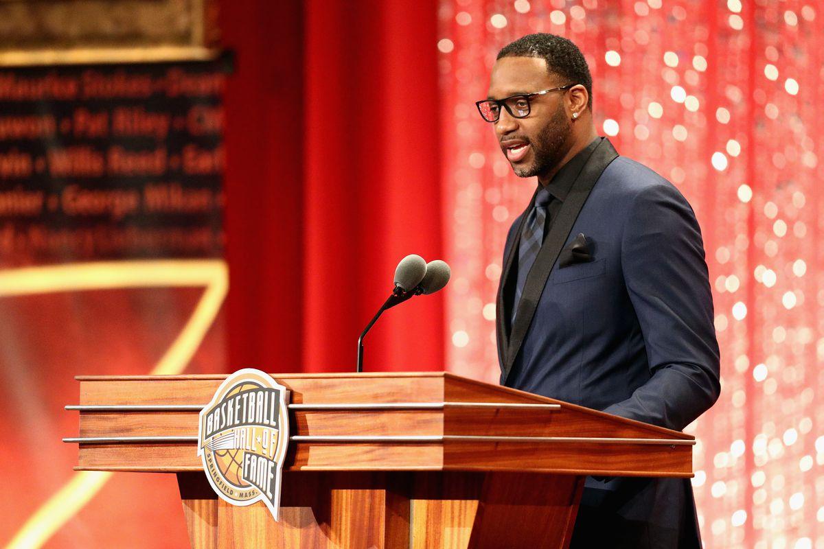 2017 Basketball Hall of Fame Enshrinement Ceremony