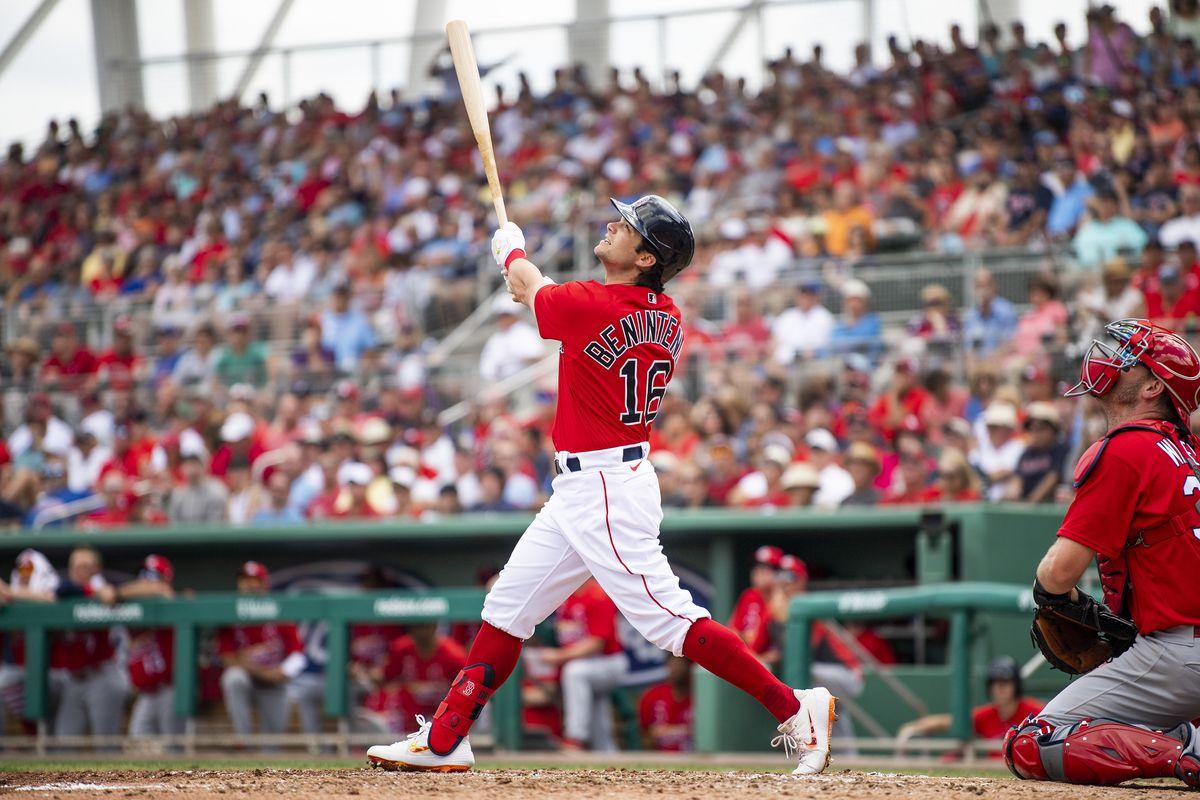 St. Louis Cardinals v Boston Red Sox