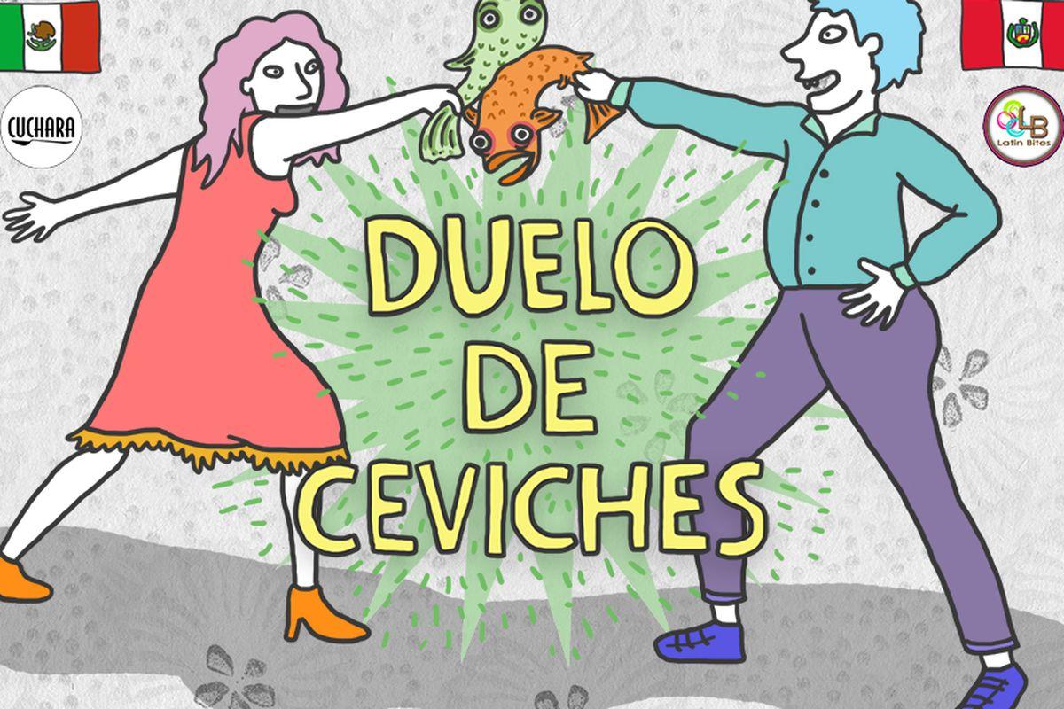 """""""Duelo de Ceviches"""""""