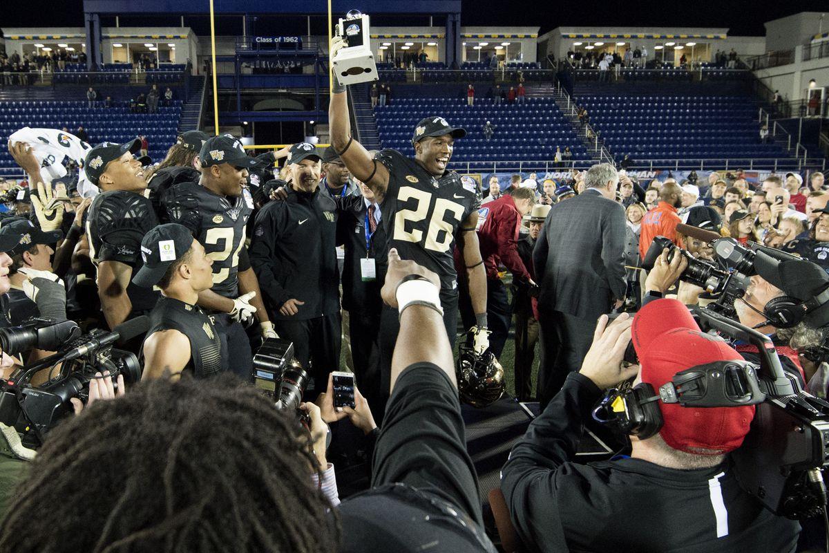 NCAA Football: Military Bowl-Temple vs Wake Forest