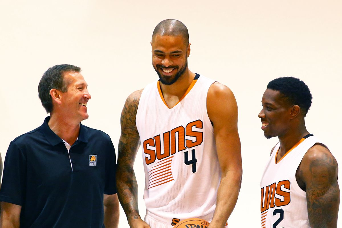 Throwback Thursday: Looking back at the 2015-16 Phoenix Suns