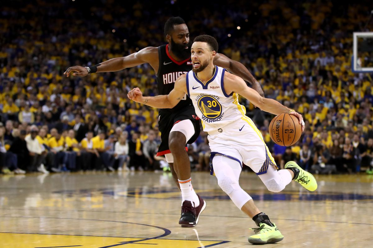 reputable site 66ce3 10e18 Should Warriors be 7-point dogs at Rockets in game 6, even without Kevin  Durant