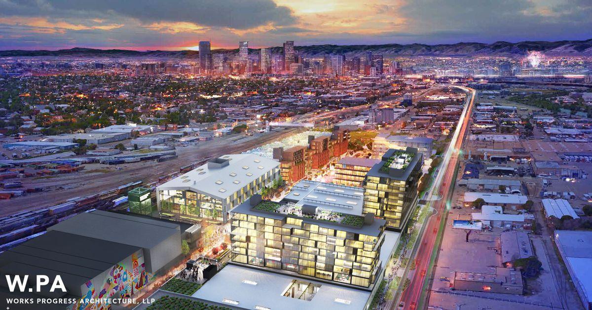Three RiNo City Blocks Will Transform Into Restaurants, Bars, Retail, and a Music Venue