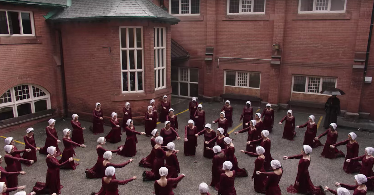 Watch the first trailer for the next season of Hulu's The Handmaid's Tale