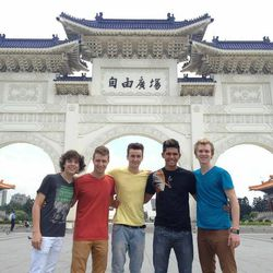 Beyond 5 members recently toured Asia.