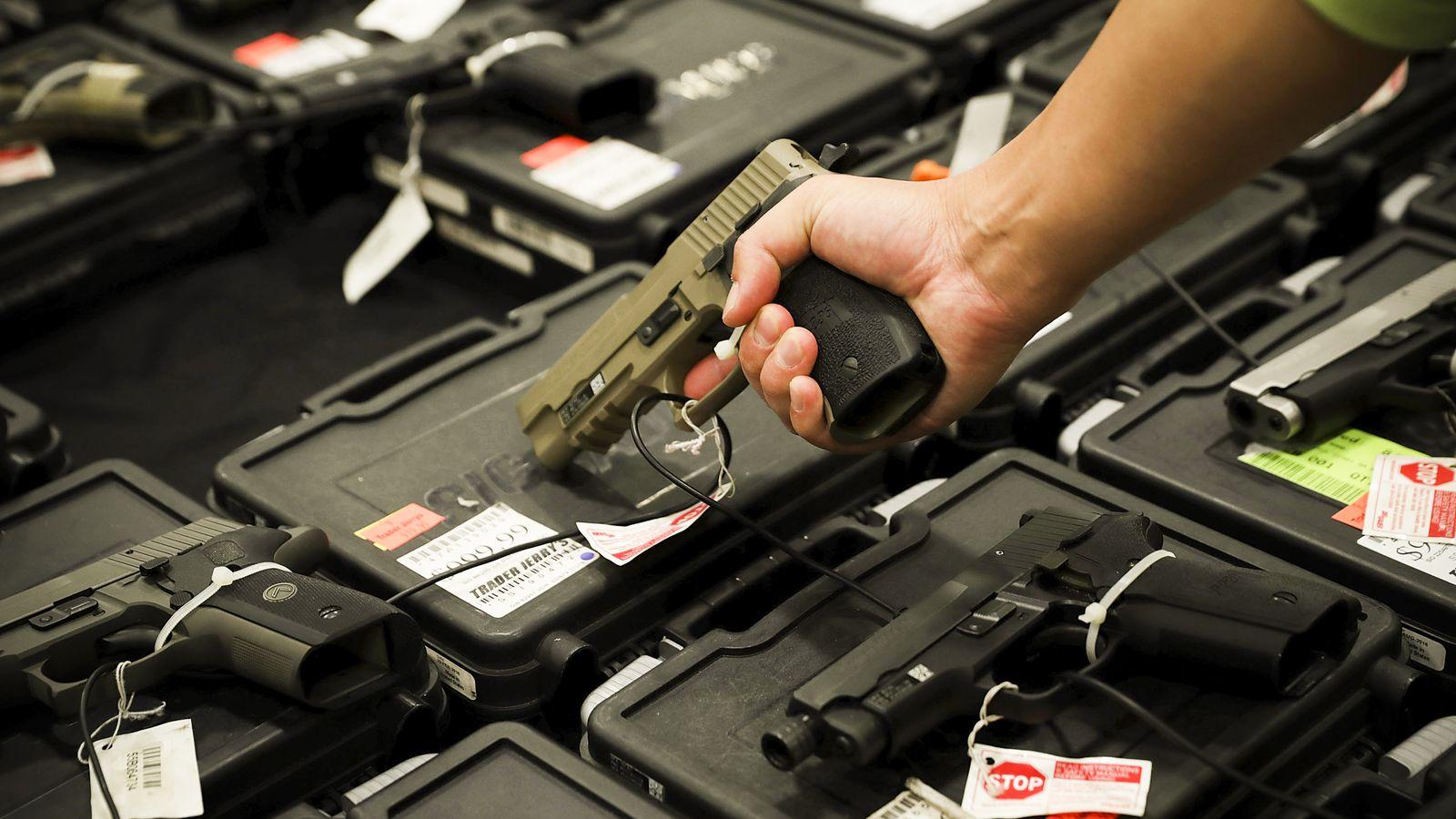 A huge international study of gun control finds strong