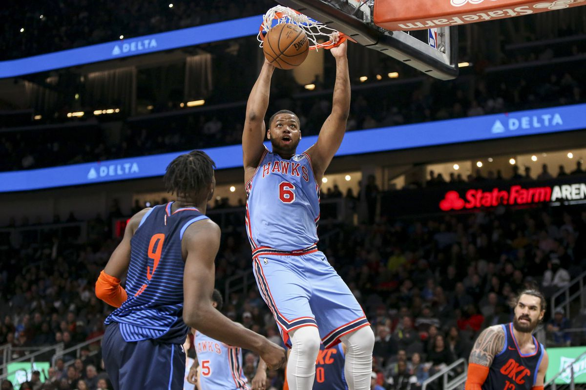 ca8793197b9f Locked on Hawks podcast  Thunder recap and more - Peachtree Hoops