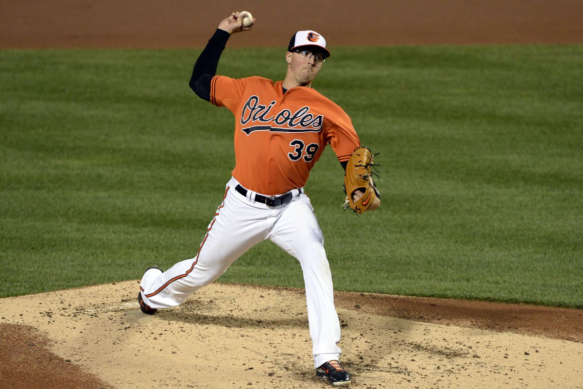 The bespectacled Kevin Gausman will be key for the shaky Orioles rotation in 2016.