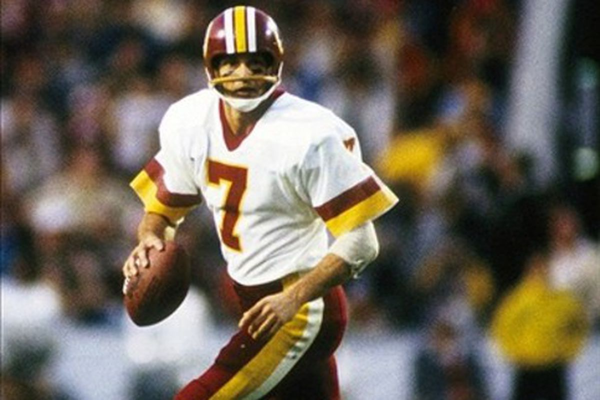 28509b02 Top 10: Redskins Quarterbacks in Franchise History - Hogs Haven