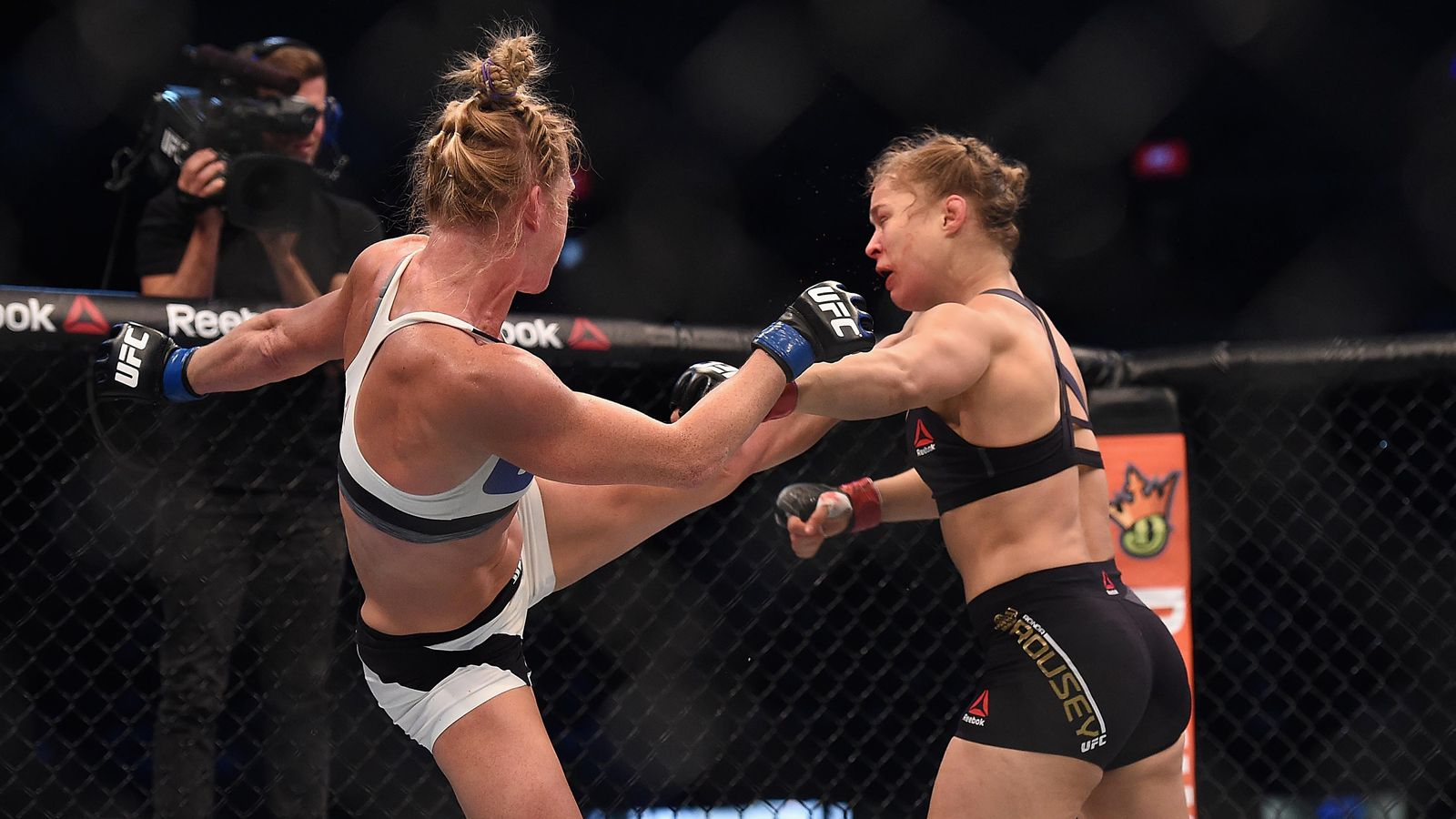 UFC 208 'Top 8 Finishes:' Holm's Rousey KO Erased