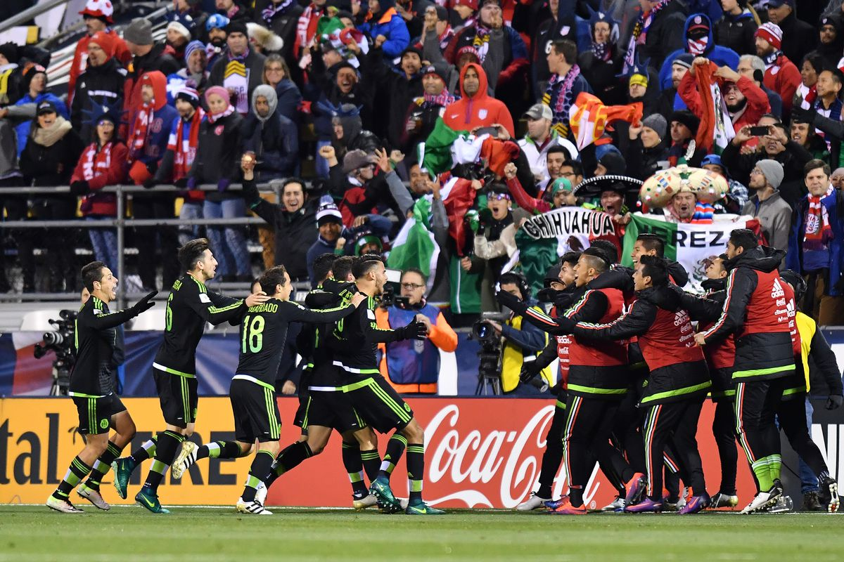 Mexico v United States - FIFA 2018 World Cup Qualifier
