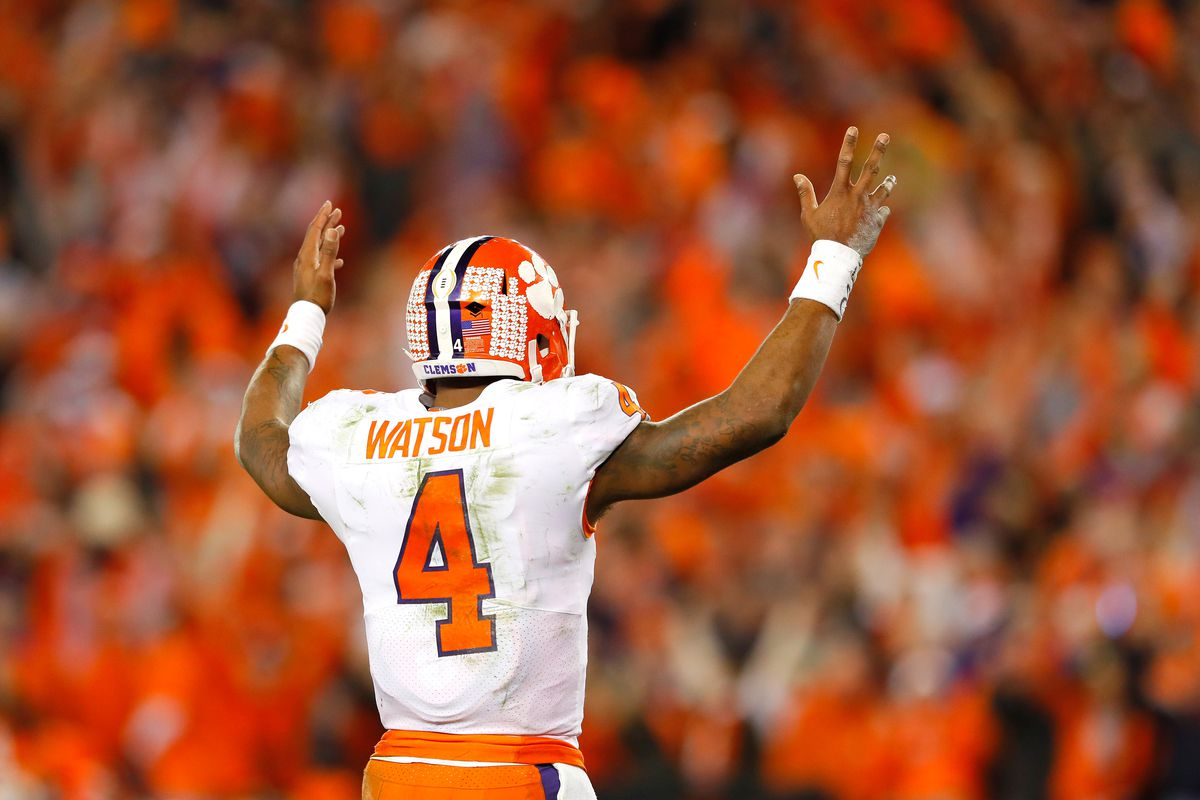 2017 Nfl Draft Anonymous Scouting Reports On Deshaun Watson Battle Red Blog