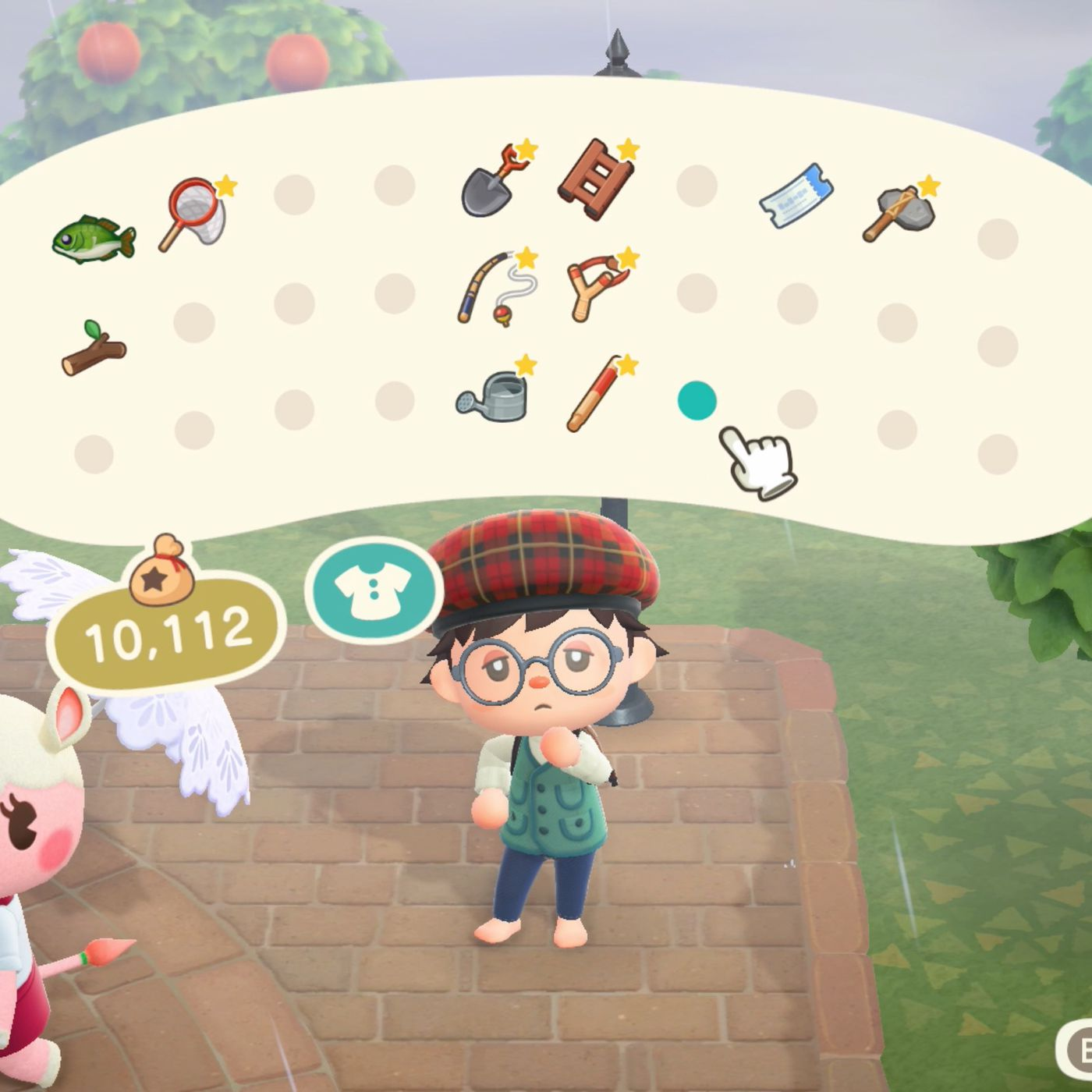 How To Move Inventory And Storage Items In Animal Crossing New