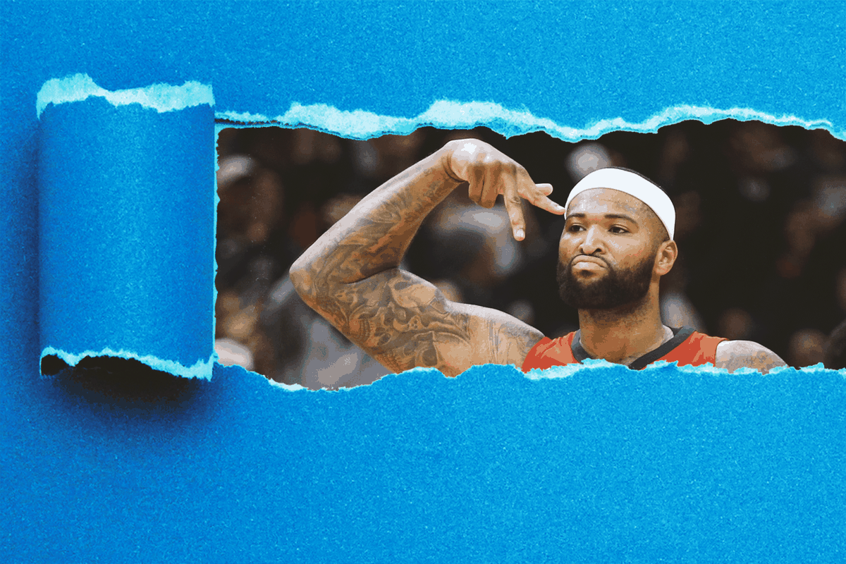 bfa6ebcb6b73c DeMarcus Cousins to the Warriors: 23 thoughts on Boogie's shocking ...