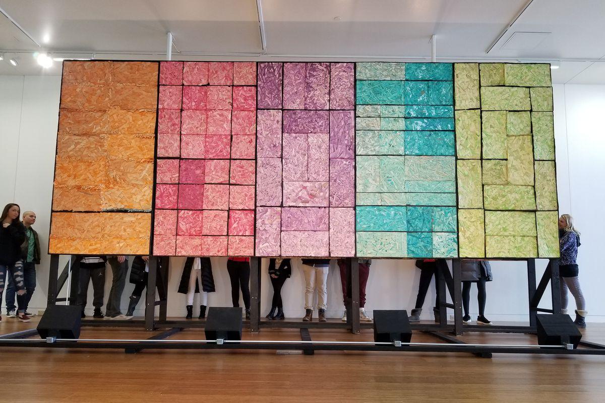 The Hyde Park Art Center has received a Joyce Foundation Award.