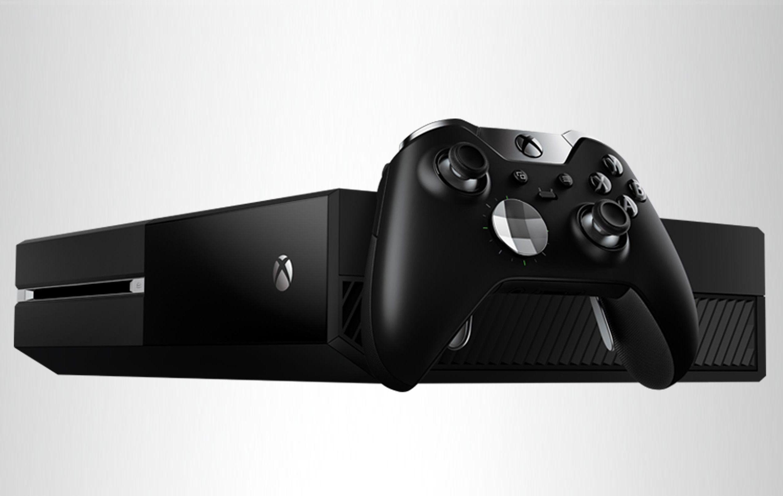 Xbox One Elite console