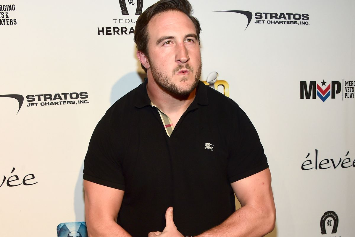 Joe Staley calls out Todd McShay about short arms
