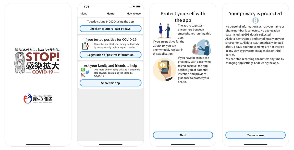 Japão lança aplicativo de rastreamento de contatos COVID-19 desenvolvido pela Microsoft 2