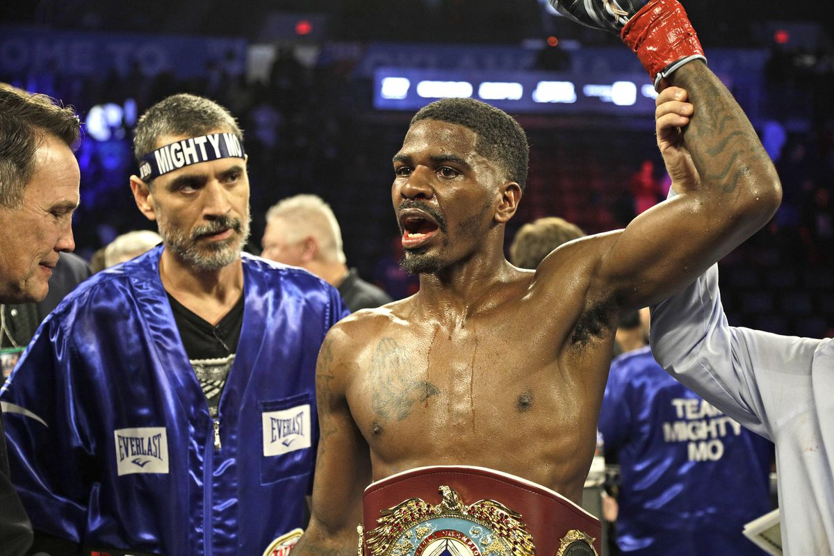 Maurice Hooker moving to welterweight, returning by end of 2019