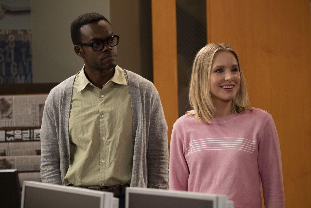 "The Good Place episode 5 recap: ""Jeremy Bearimy"" gets season 3 on"
