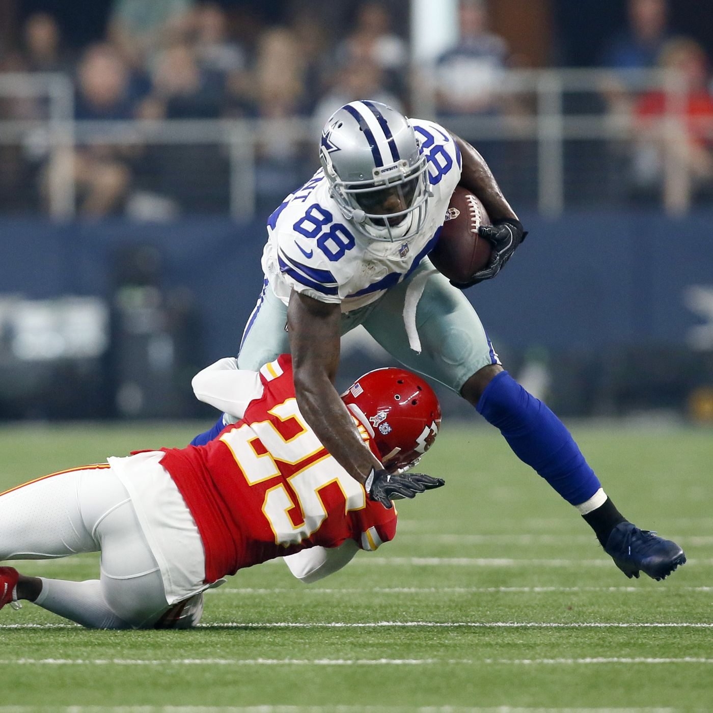 Cowboys Injury Updates On Dez Bryant Terrance Williams And
