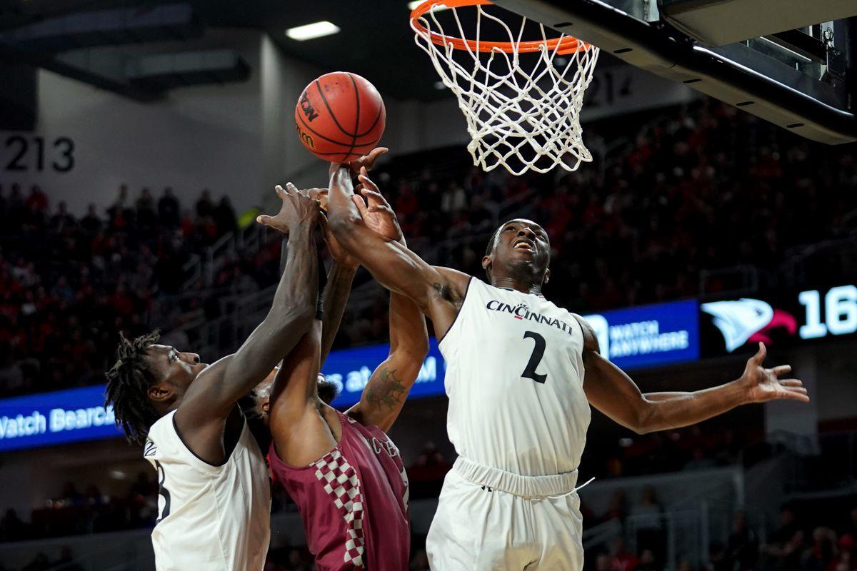 NCAA Basketball: North Carolina Central at Cincinnati