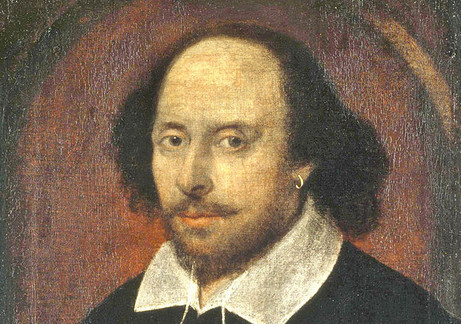 Shakespeare Chandos portrait