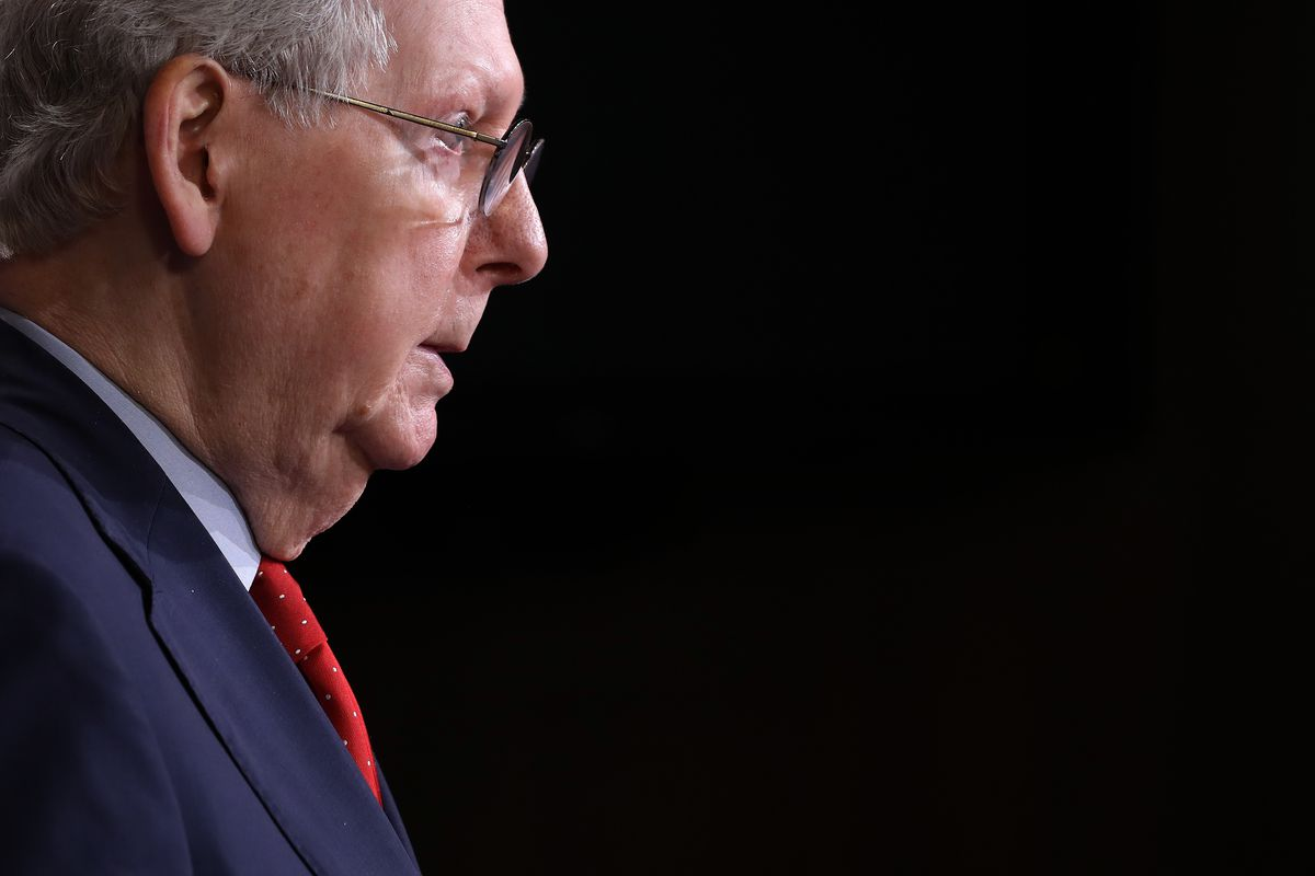 Senate Votes On $500 Billion Aid Package For Coronavirus Pandemic