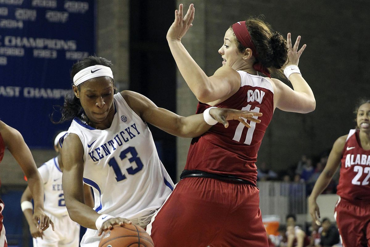 Your SEC and NCAA Starting Five Player of the Week - Evelyn Akhator!