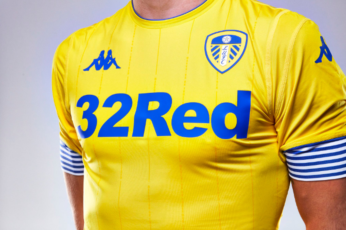 """c8f0f58c0 Leeds United finally released a new kit today by releasing a yellow """"third""""  kit ahead of Saturday s clash against West Bromwich Albion."""