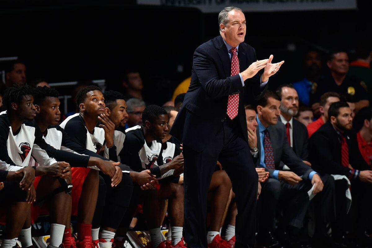 Rutgers Basketball fers Don Bosco Star Ron Harper Jr the Banks