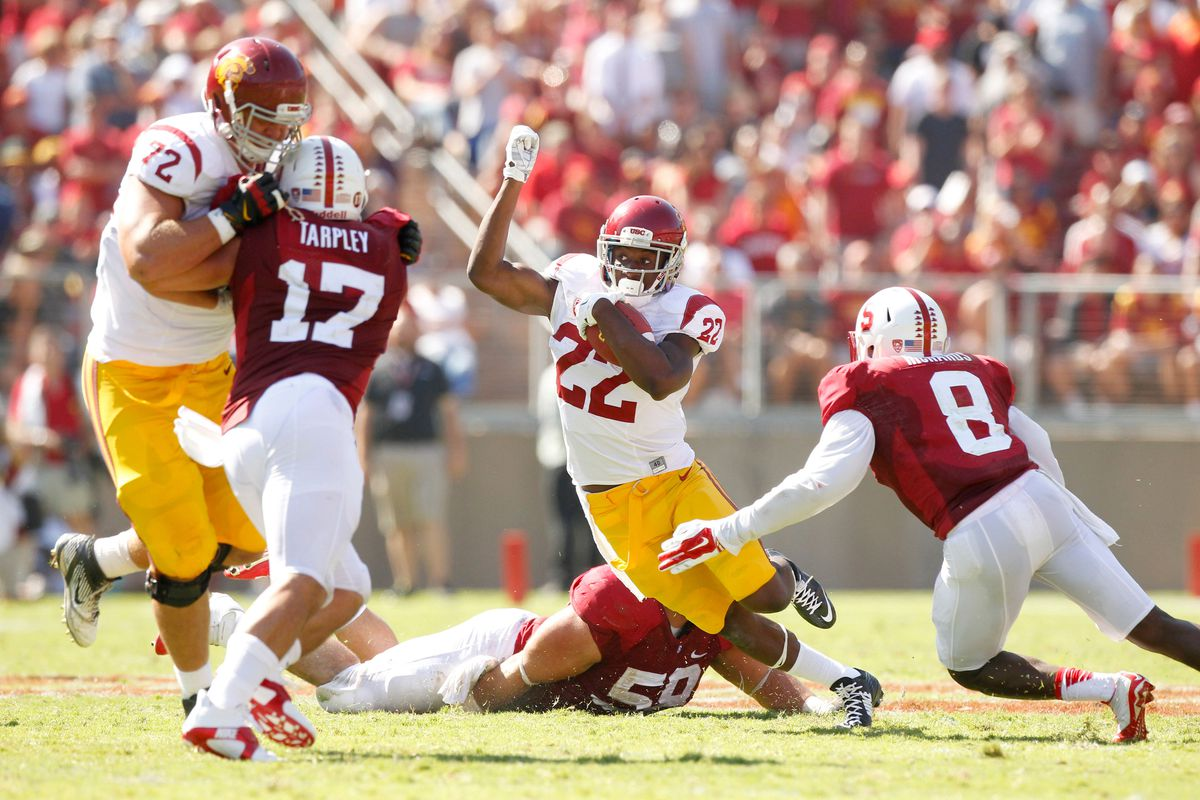 USC's offense will look to get back on track next week
