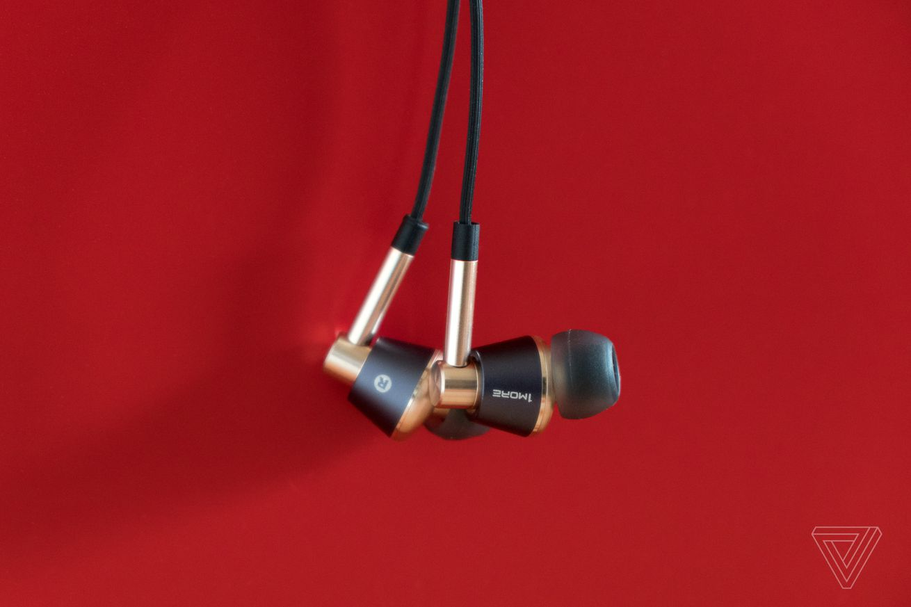 1More's Triple Driver in-ear headphones