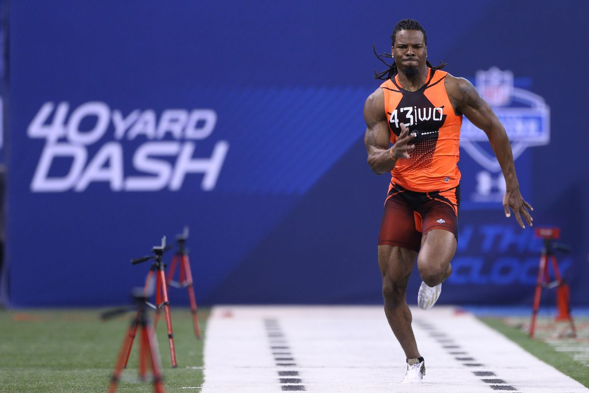 Raiders 2015 Draft Pick Or Pass Kevin White Silver And