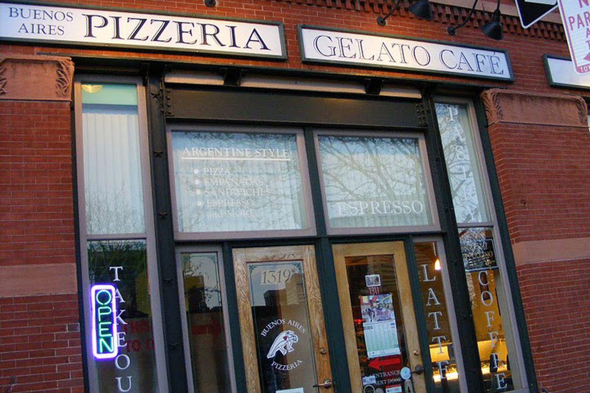 Still-open sister-spot Buenos Aires Pizzeria