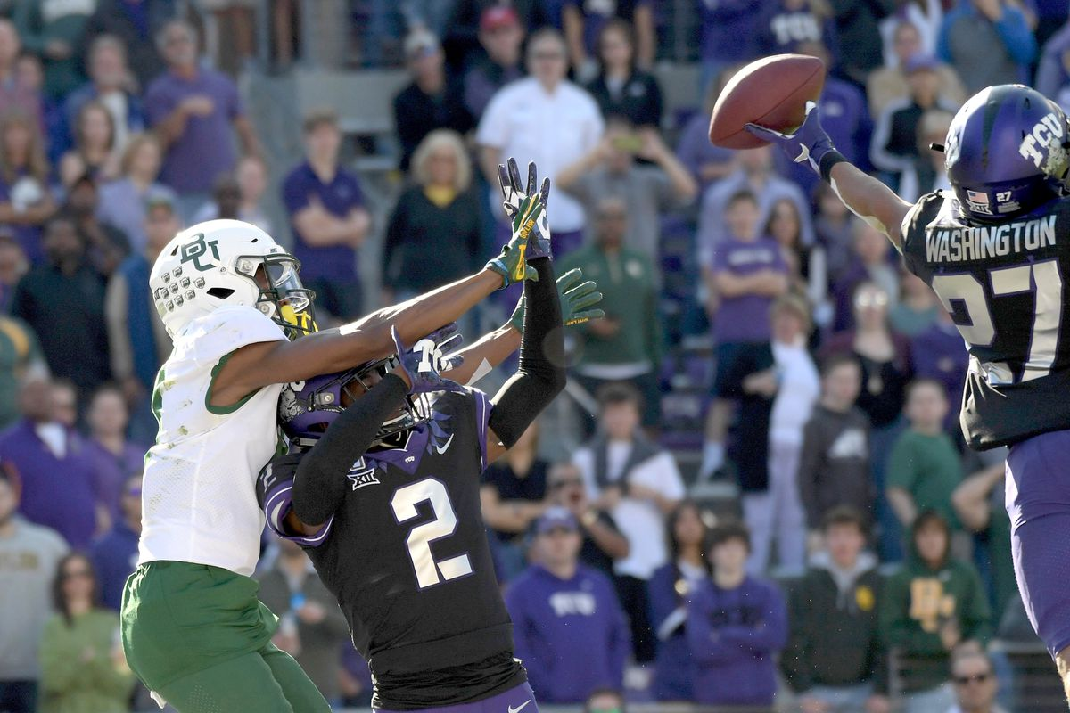 Baylor Tcu Preview Our Daily Bears