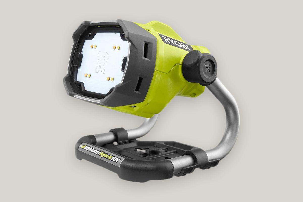 Ryobi P795 18V Hybrid LED Work Light