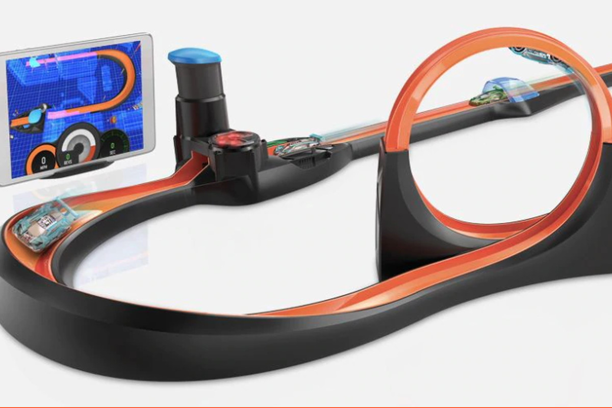 Hot Wheels goes digital with smart tracks and NFC cars