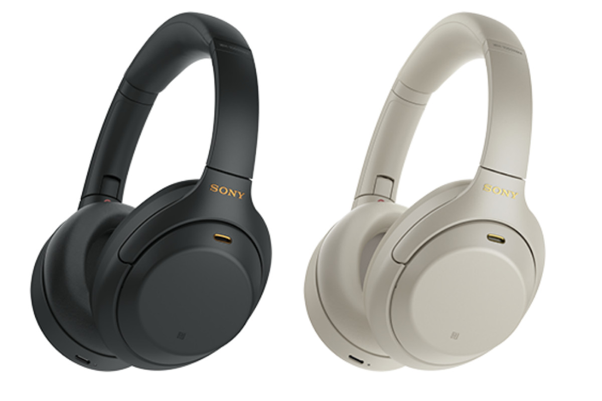 Sony S Wh 1000xm4 Headphones May Let You Pair More Than One Device The Verge