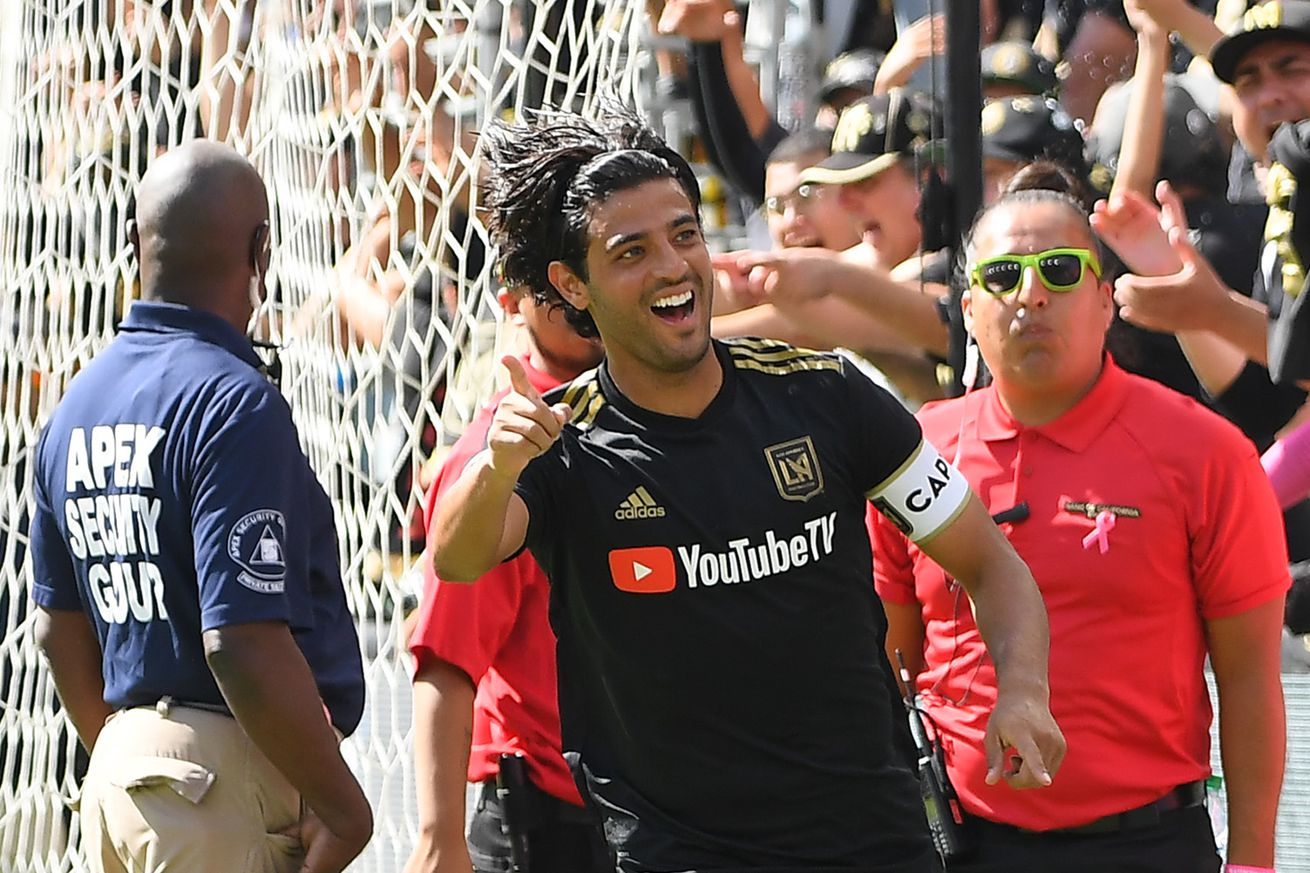 Our picks for the MLS awards, both real and made-up
