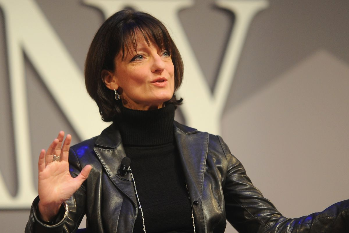 Facebook's Moonshot Chief Regina Dugan Leaving In 2018