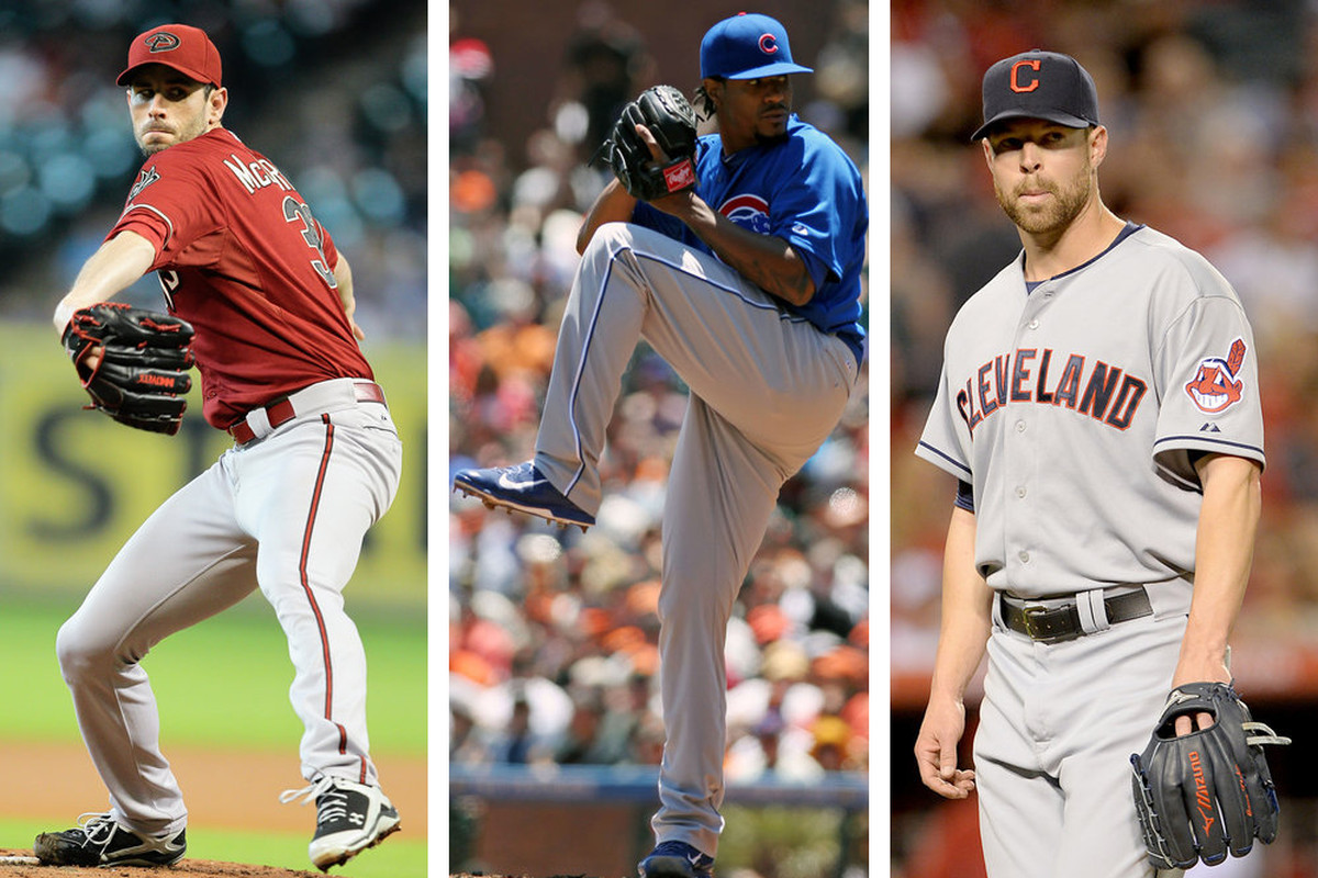 McCarthy, Jackson, and Kluber each have peculiar luck-related stories.
