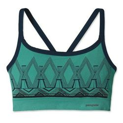 """<b>Patagonia</b> Women's Active Mesh Bra in nile blue, <a href=""""http://www.patagonia.com/us/product/womens-active-mesh-sports-bra?p=32104-0-037#"""">$35</a>"""