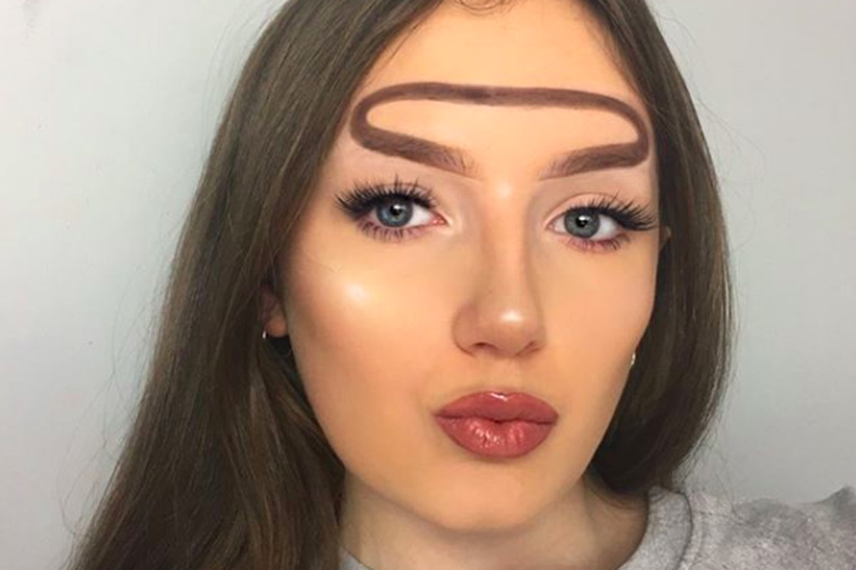 Image result for halo brows