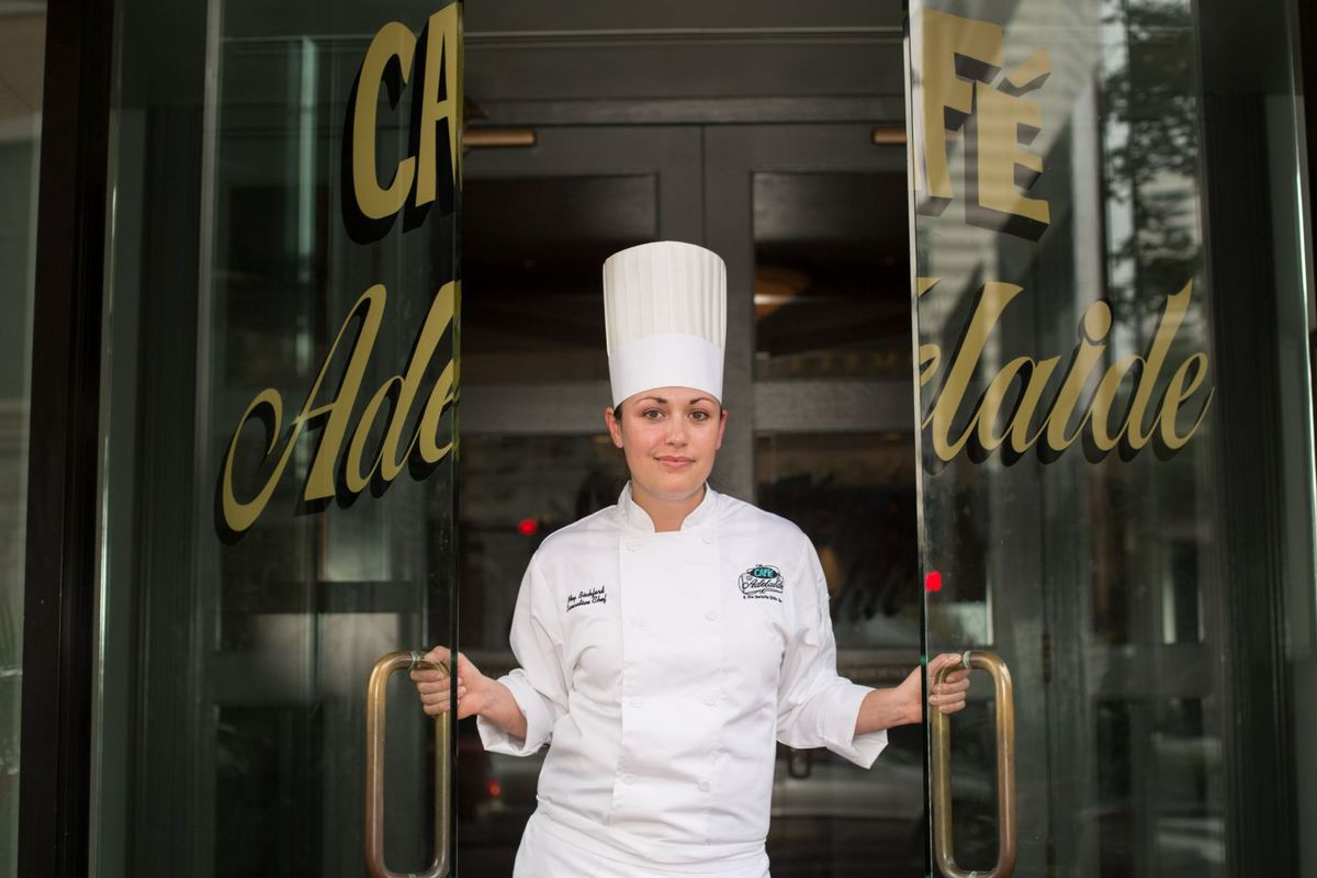 Chef Meg Bickford