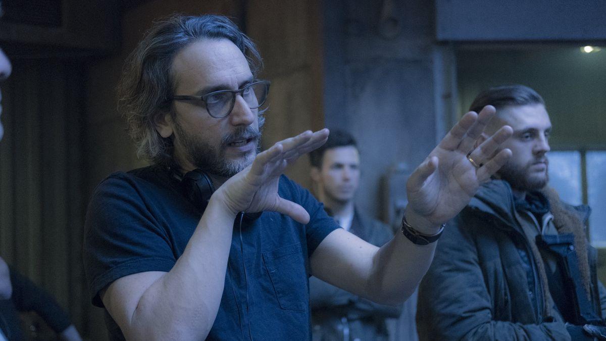 Fede Alvarez directing The Girl in the Spider's Web