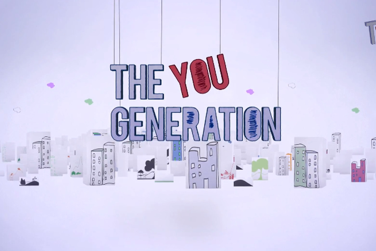 You Generation logo