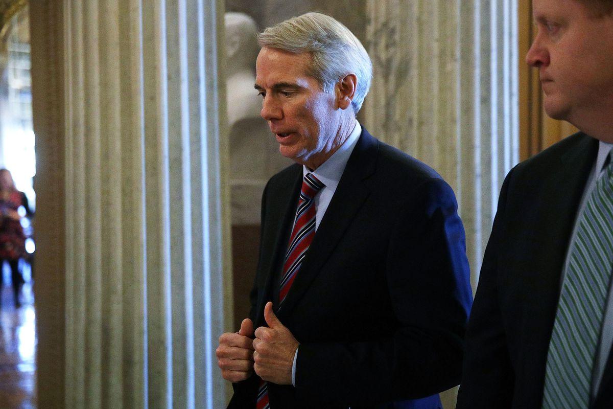 Sen. Rob Portman (R-OH) is among the bipartisan group of senators proposing CARA 2.0.