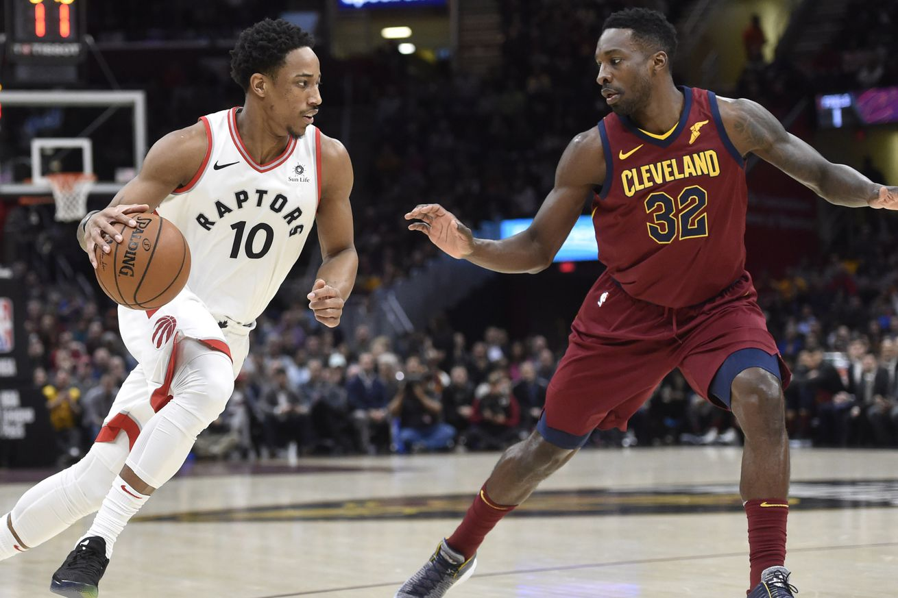4cec5c0fbebf Beast of the East  Looking ahead to the Raptors and Cavaliers ...