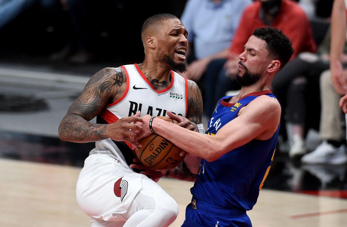 Denver Nuggets v Portland Trail Blazers - Game Three